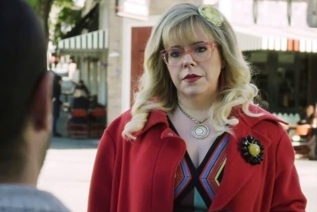 Garcia Visits her Stepbrother - Criminal Minds Season 13 Episode 20