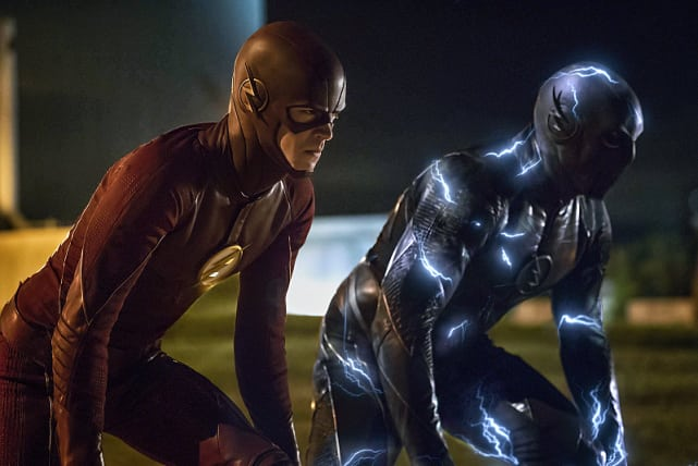 The race the flash