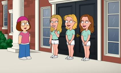 Watch Family Guy Online: Season 19 Episode 18