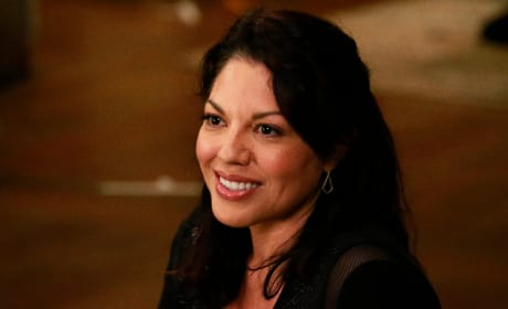 Happy Callie - Grey's Anatomy Season 12 Episode 3