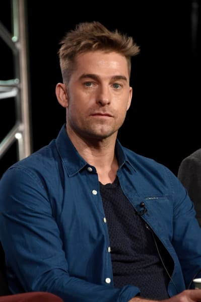 Scott Speedman Attends TCA