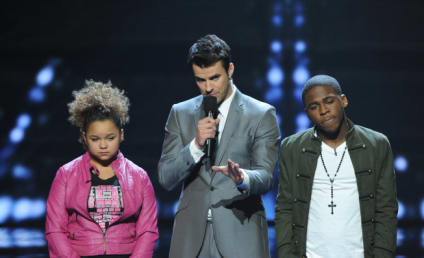 The X Factor Top 5 Results: Shocker!