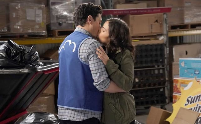 Amy and Jonah - Superstore