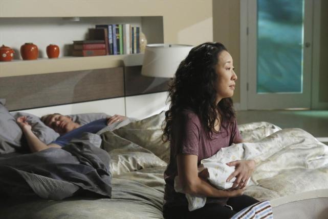Cristina Is Torn