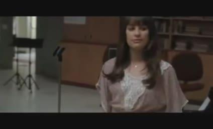 """Glee Sneak Peek: Lea Michele Belts Out """"Go Your Own Way"""""""