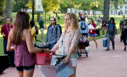 The Vampire Diaries Review: The Old College Die