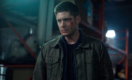 Dean's ready for battle - Supernatural Season 11 Episode 3