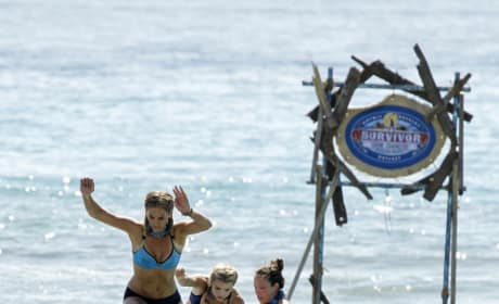 The Biggest Competitors - Survivor