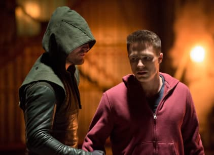 Watch Arrow Season 2 Episode 12 Online