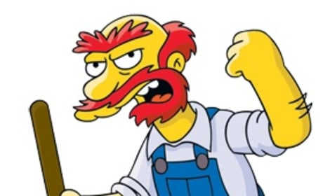 Groundskeeper Willie Picture