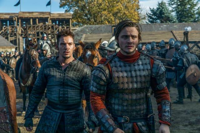 Bishop Heahmund - Vikings Season 5 Episode 11