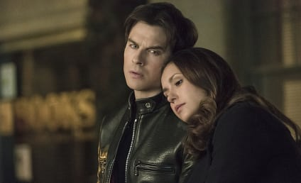 The Vampire Diaries Sneak Preview: Delena in Danger?