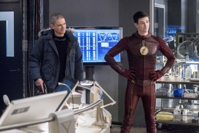 Welcome to the Lab - The Flash Season 3 Episode 22