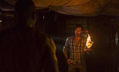 Hooten Looks For An Artifact - Hooten and The Lady Season 1 Episode 8