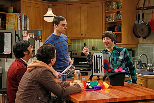 The Big Bang Theory Boys