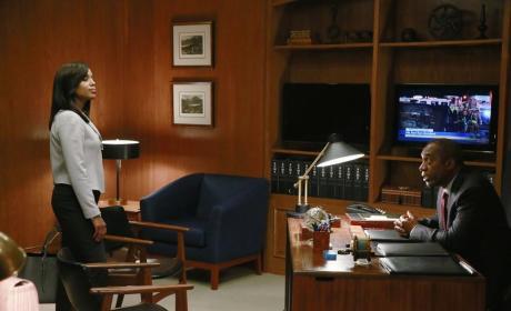 Rowan Pope Responds - Scandal Season 4 Episode 5