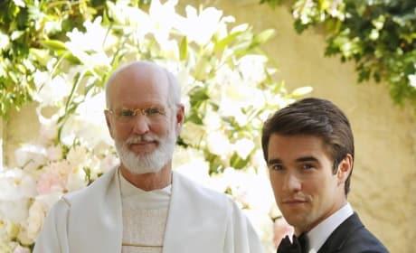 Daniel Awaits His Bride