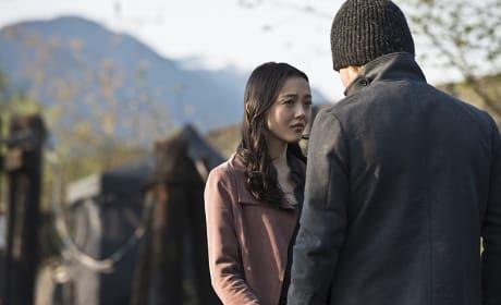 Katana and Arrow Season 3 Episode 23