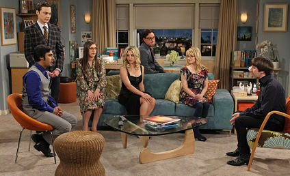 The Big Bang Theory Review: A Real Dinner Party ... No Capes Required