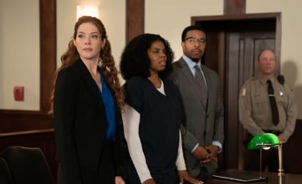 Proven Innocent Season 1 Episode 2 Review: The Burden of Truth