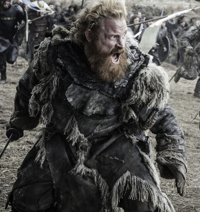 Tormund Fighting To The Death - Game of Thrones Season 6 Episode 9