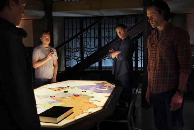 Watch Supernatural Season 15 Episode 19 Online - TV FanaticSupernatural Tv Show