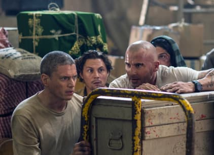 Watch Prison Break Season 5 Episode 5 Online