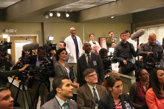 All Press Is Good Press - Grey's Anatomy Season 13 Episode 21