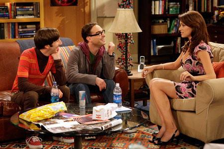 Leonard, Wolowitz and Missy