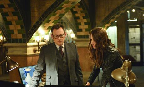 The Voice - Person of Interest