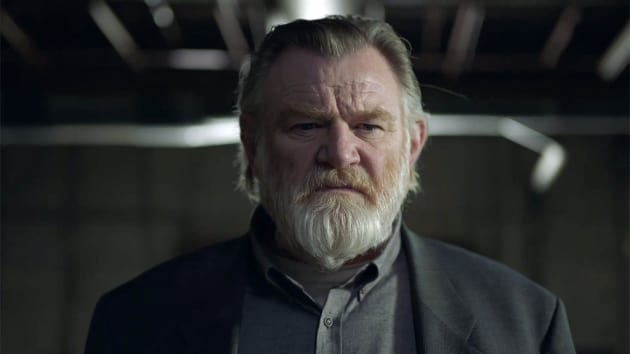 Brendan Gleeson as Bill Hodges - Mr. Mercedes