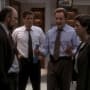 Drug Testing Please - The West Wing Season 1 Episode 9