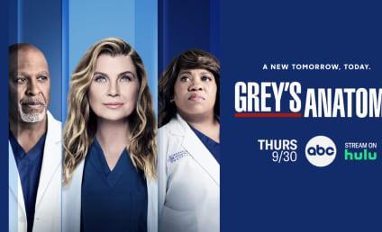 Grey's Anatomy Season 18 Key Art: A Whole New World!