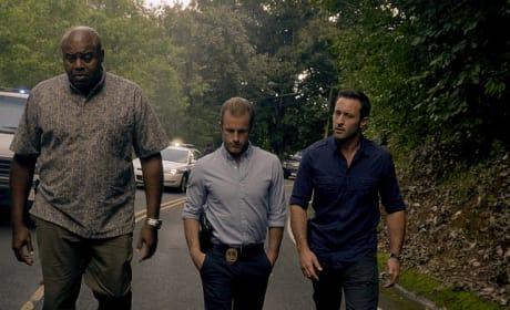 Steve, Danny and Grover - Hawaii Five-0 Season 5 Episode 25