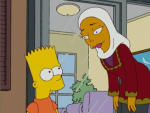 The Simpsons Tackle Muslim Relations