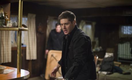 Dean attacks - Supernatural Season 12 Episode 16