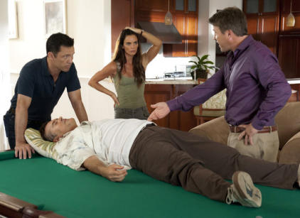 Watch Burn Notice Season 6 Episode 18 Online
