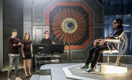 Vibe Session - The Flash Season 3 Episode 14