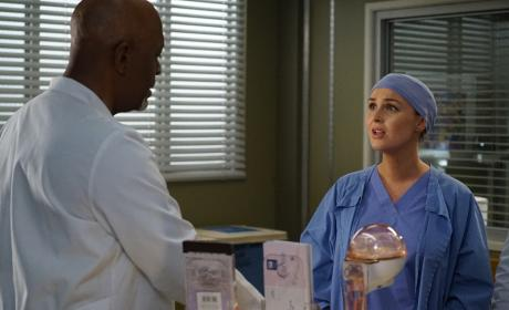 What now? - Grey's Anatomy Season 13 Episode 14