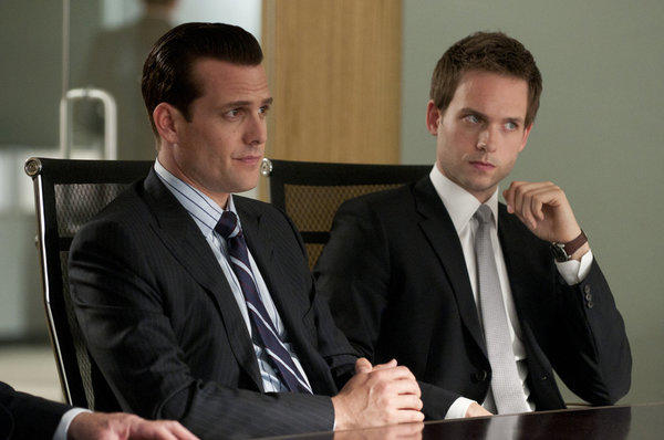 Suits - USA  (Most Buzz Worthy Legal Drama)