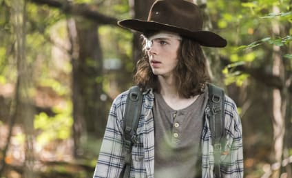 "The Walking Dead: Chandler Riggs Says It ""Sucked"" Being Written Out"