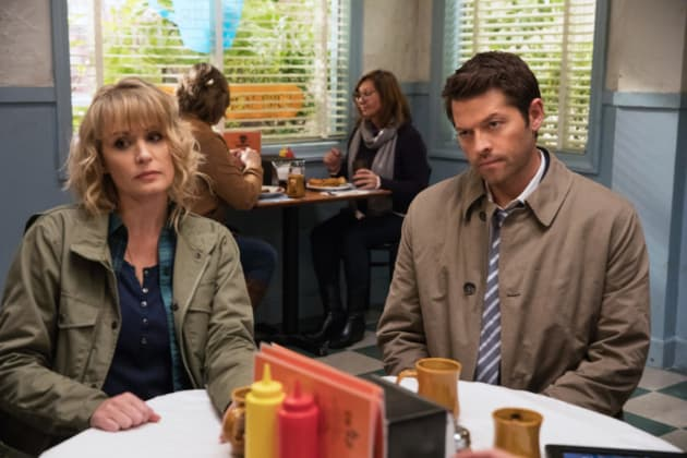 What's for lunch? - Supernatural Season 12 Episode 12