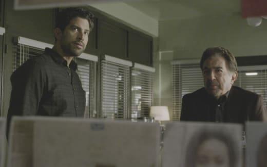 Assessing the Unsub - Criminal Minds Season 12 Episode 16