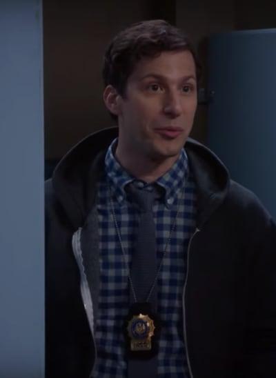 Lying in Wait  - Brooklyn Nine-Nine Season 6 Episode 13