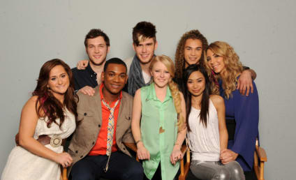 American Idol Results: Lucky Number 7