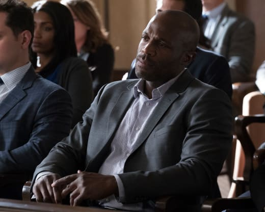 Quiet Nate - How To Get Away With Murder Season 5 Episode 7