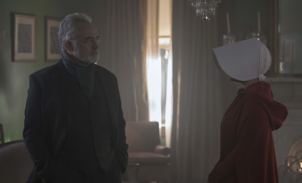 The Handmaid's Tale Stars React to Season Premiere's Fiery Twist