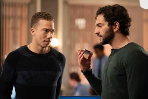 Josh Strikes a Deal with Murphy  - In The Dark Season 3 Episode 5