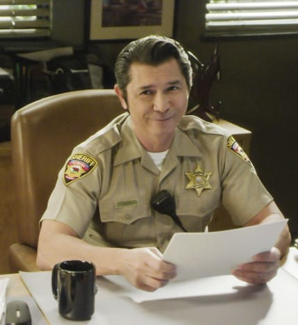 Hometown Sheriff - Criminal Minds Season 13 Episode 10