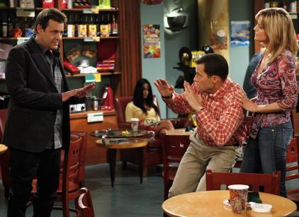 Watch Two and a Half Men Season 8 Episode 9 Online